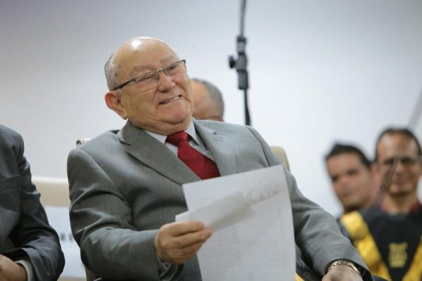 Pr. Jose Wellington Bezerra da Costa, Presidente da Confradesp – (FOTO: AD Hortolândia)