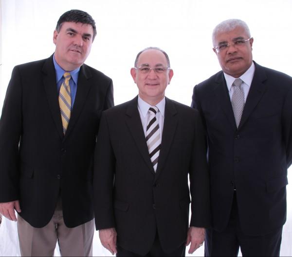 Comissão presente na assembleia de emancipação em Hortolândia/SP.